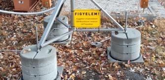 DEHN villámvédelmi installáció a telephelyünkön!